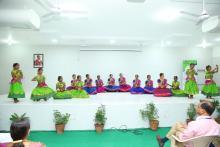 Culturals by Vedavalli Vidyalaya School - Day 1