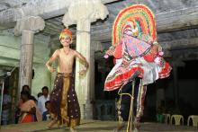 Kattai Kuthu Show