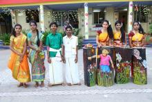 Village Mela at Vedavalli Vidyalaya,Walajapet - Day 2