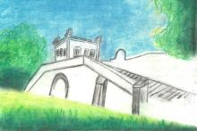Delhi Gate    P. Gomathy   Class IX   VVR