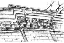 Bottom view of mosque   L. Lekha Shree   Class VII-A   VVW
