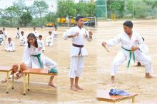 Karate Events
