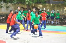 Basket Ball - Day I