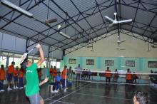 Badminton Boys - Day I