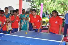 Table Tennis - Day I