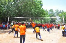 Volley Ball - Day I