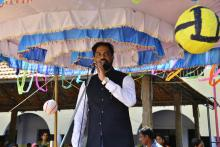 Address by Chief Guest - Day II