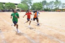 100mts Junior Girls - Day I